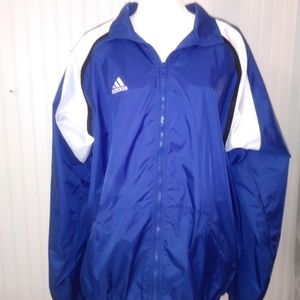 Adidas Windbreaker Jacket.